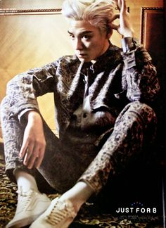 Scans: T.O.P for L'Officiel Hommes (January 2015) [PHOTOS] | bigbangupdates