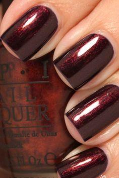 dark goth red
