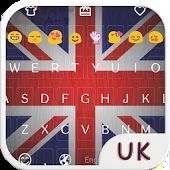 🇬🇧UK Emoji Keyboard Theme