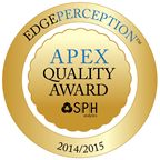 Congratulations to Ohio ENT & Allergy Physicians' Dublin office for being recognized as a 2014/2015 National APEX Quality Award Winner!