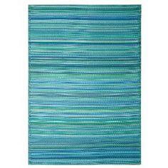 outdoor rug- looks like water!!!