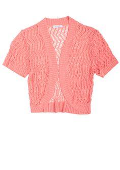 dELiAs > Crochet Shrug Sweater > tops > sweaters & cardis