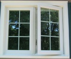 Quality French Type Aluminum Casement Windows, Grilled Style Images Of  China Aluminum Window U0026 Door Products From