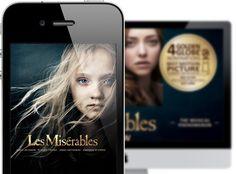 Les Misérables digital campaign