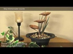 10 Quiet Indoor Fountains with Minimal Water Sounds | Serenity Health & Home Decor Blog