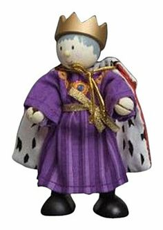 Budkins Budkins King Figure