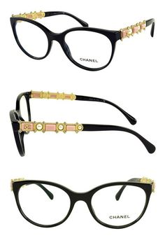 0760065278 Chanel CH3327HB 1325 prescription eyeglasses  apparel  eyewear  chanel   prescription eyewear frames  shops  women  departments