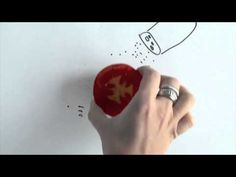 Inspiration is everything ;)  Ogilvy Cannes Inspiration Video Contest, Create or Else.  White Board Animation.