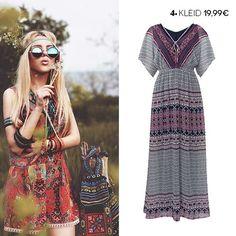Mit dem HIPPIE Girl zurück zu den 70`s - habt Ihr schon unseren neuen Trend entdeckt? @www.mycolloseum.com/fashion-blog #mycolloseum #fashionblog