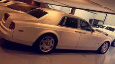 Rolls Royce Phantom. #Phantomhire.com