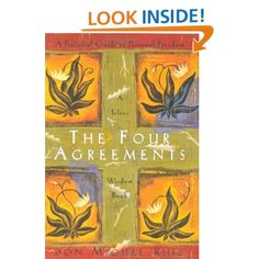 I used the 7 Habits book for several years to help me overcome some difficult situations.  When I found this one, I tried to add these agreements.