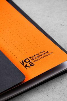 VOKA | skinn branding agency Brochure Design Inspiration, Book Design Layout, Branding Agency, Branding Design, Construction Branding, Construction Website, Hs Logo, Magazine Design, Catalog Design