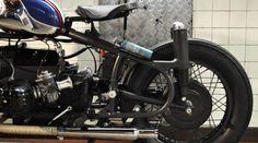 Blitz R50 French Bobber 4 740x412 BMW Custom by Blitz Motorcycles