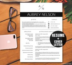 Photography Resume Word Professional Resume Template  Instant Download Resume Design  Writing A Professional Resume Word with Waitress Resume Word Resume Template  Modern Resume Template Instant Download For Word  Resume  Template Word  Resume Package With Icons Resume Teacher Pdf