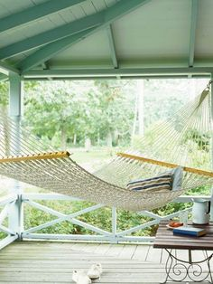 Get ready to get outdoors. Gear up for  the warmer months by giving your porch a face-lift. These ideas are  surprisingly easy and budget...