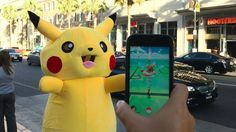 All the ways people are making money from 'Pokémon Go'LOS ANGELES CA - JULY 14: Pokemon Go players are seen on the Hollywood Blvd in search of Pokemon and other in game items on July 14 2016 in Los Angeles California. (Photo by PG/Bauer-Griffin/GC Images)  Image: GC Images  By Emma Hinchliffe2016-07-19 16:58:35 UTC  Pokémon Go is more than just a gaming craze  its an economic one too.  People are making and spending plenty of cash in a new ecosystem of Pokémon-related goods and services that…