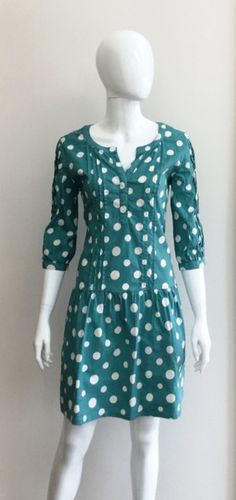 Refresh your wardrobe with these gorgeous new arrivals! Blue Polka Dots, Dot Dress, Dresses With Sleeves, Long Sleeve, Vintage, Collection, Style, Fashion, Swag
