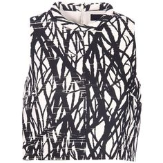 Proenza Schouler Top ($432) ❤ liked on Polyvore featuring tops