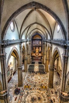 Duomo on the Inside by David Edenfield on 500px