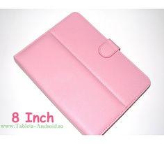 Husa universala pentru tableta 8 inch - https://www.tableta-android.ro/huse-tablete-universale/p-husa-de-8-inch-de-culoare-roz-pentru-tableta-pc.html #Accesorii #tablete #huse #folii #special #conceputa