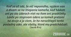 Jacob Riis citát