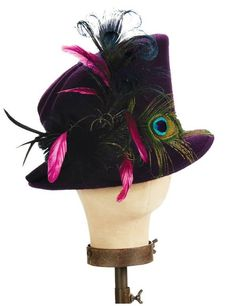 FLANNERY TOP HAT