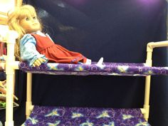 Pvc Doll Bed On Etsy