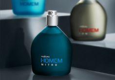 PERFUME MASCULINO Desodorante Colônia Natura Homem Nitro. Madeira. Envolvente. Cedro. - Shop Homem