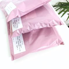 #mailer #mailers #poly #pink #envelope #packing #packaging #pastel