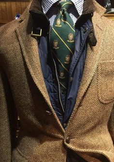 48 Ideas sport wear winter ralph lauren for 2019 Sharp Dressed Man, Well Dressed Men, Suit Fashion, Mens Fashion, Fashion Outfits, Fashion Styles, Mode Masculine, Ivy League Style, Style Masculin