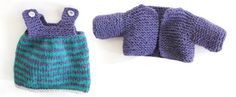 Morehouse Merino Original Patterns for Leftover Yarn dress and jacket patterns