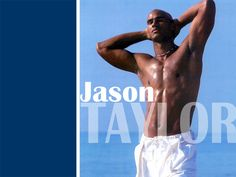 And here is again! Jason Taylor. Am I getting carried away?
