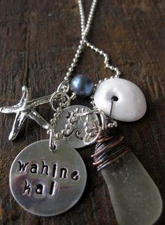 Mermaid's jewelry