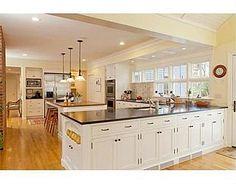 Love this kitchen. House in Massachusetts