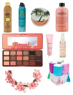 """""""Sans titre #15"""" by leatitiakhalid on Polyvore featuring beauté, Urban Decay, Forever 21, Too Faced Cosmetics, Bumble and bumble et Miss Selfridge"""