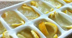 Après avoir vu ce qui se passe, vous allez congeler les citrons le reste de votre vie! ~ Protège ta santé