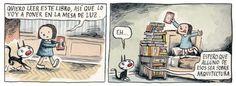 Basado en hechos reales…@porliniers: Se me estaría descontrolando la situación de libros que tengo por leer en la mesa de luz. pic.twitter.com/WR5zWS30d8