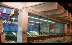 Galdino Saquarema Noticia: Arrastão no metrô do Rio bandidos roubaram 25 pessoa..
