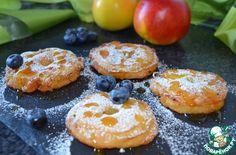 Яблоки в пивном кляре ингредиенты