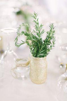 Glitter Wedding Ideas - Genevieve Fundaro Photography