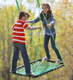 Rope Swing For Kids