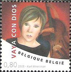 belgian stamps This is Belgium - Music Vaya Cond Dios