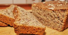 Whole grain and Protein Bread (Ezekiel Bread) Bread Maker Recipes, Easy Bread Recipes, Vegan Recipes, Recipes With Ezekiel Bread, Homemade Ezekiel Bread Recipe, Ezequiel Bread, Protein Bread, Juicing For Health, Bread Recipes