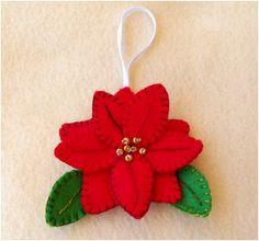 Vintage Felt Ornaments | AllFreeHolidayCrafts.com