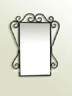 wrought iron mirrors - Google Search