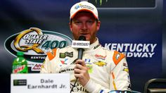 Dale Jr. turning to NBC TV role after retirement #FansnStars