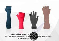 A Invel Actiive Glove tem o intuito de aliviar as dores nas mãos causadas por esforço repetitivo