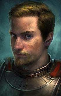 Governor-Legate Endymion Porphyro, the General