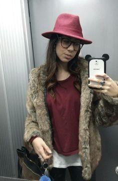 Hat look