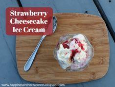 ICOTW: Strawberry Cheesecake Ice Cream